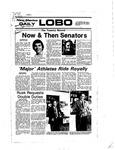New Mexico Daily Lobo, Volume 081, No 34, 10/6/1977
