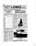 New Mexico Daily Lobo, Volume 081, No 37, 10/11/1977