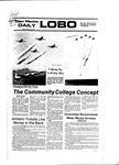 New Mexico Daily Lobo, Volume 081, No 45, 10/21/1977