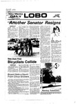 New Mexico Daily Lobo, Volume 081, No 50, 10/28/1977