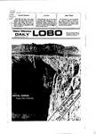 New Mexico Daily Lobo, Volume 081, No 53, 11/2/1977