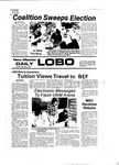 New Mexico Daily Lobo, Volume 081, No 54, 11/3/1977