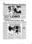 New Mexico Daily Lobo, Volume 081, No 54, 11/3/1977