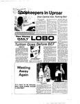 New Mexico Daily Lobo, Volume 081, No 65, 11/18/1977