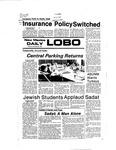 New Mexico Daily Lobo, Volume 081, No 67, 11/22/1977