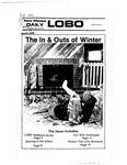 New Mexico Daily Lobo, Volume 081, No 68, 11/23/1977