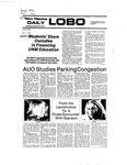 New Mexico Daily Lobo, Volume 081, No 69, 11/28/1977