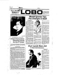 New Mexico Daily Lobo, Volume 081, No 72, 12/1/1977