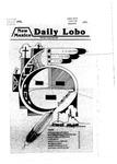 New Mexico Daily Lobo, Volume 083, No 1, 8/20/1979