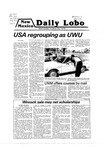 New Mexico Daily Lobo, Volume 083, No 4, 8/29/1979