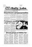 New Mexico Daily Lobo, Volume 083, No 5, 8/30/1979