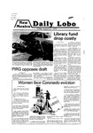 New Mexico Daily Lobo, Volume 083, No 6, 8/31/1979