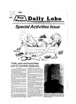 New Mexico Daily Lobo, Volume 083, No 10, 9/7/1979