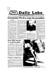 New Mexico Daily Lobo, Volume 083, No 14, 9/13/1979 by University of New Mexico