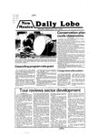 New Mexico Daily Lobo, Volume 083, No 21, 9/24/1979