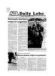 New Mexico Daily Lobo, Volume 083, No 22, 9/25/1979