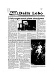 New Mexico Daily Lobo, Volume 083, No 25, 9/28/1979 by University of New Mexico