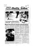 New Mexico Daily Lobo, Volume 083, No 30, 10/5/1979 by University of New Mexico