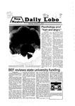 New Mexico Daily Lobo, Volume 083, No 31, 10/8/1979 by University of New Mexico