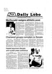New Mexico Daily Lobo, Volume 083, No 33, 10/10/1979 by University of New Mexico
