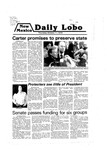 New Mexico Daily Lobo, Volume 083, No 34, 10/11/1979 by University of New Mexico