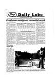 New Mexico Daily Lobo, Volume 083, No 37, 10/16/1979