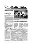 New Mexico Daily Lobo, Volume 083, No 38, 10/17/1979