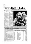 New Mexico Daily Lobo, Volume 083, No 41, 10/22/1979