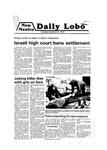 New Mexico Daily Lobo, Volume 083, No 42, 10/23/1979