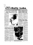 New Mexico Daily Lobo, Volume 083, No 44, 10/25/1979