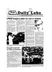 New Mexico Daily Lobo, Volume 083, No 45, 10/26/1979