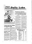 New Mexico Daily Lobo, Volume 083, No 47, 10/30/1979