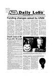 New Mexico Daily Lobo, Volume 083, No 49, 11/1/1979