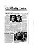 New Mexico Daily Lobo, Volume 083, No 53, 11/7/1979
