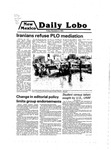 New Mexico Daily Lobo, Volume 083, No 55, 11/9/1979