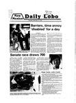 New Mexico Daily Lobo, Volume 083, No 59, 11/15/1979