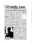 New Mexico Daily Lobo, Volume 083, No 60, 11/16/1979