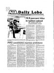 New Mexico Daily Lobo, Volume 083, No 61, 11/19/1979