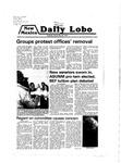 New Mexico Daily Lobo, Volume 083, No 62, 11/20/1979