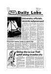 New Mexico Daily Lobo, Volume 083, No 68, 11/30/1979