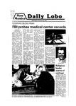 New Mexico Daily Lobo, Volume 083, No 74, 12/12/1979