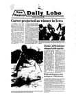 New Mexico Daily Lobo, Volume 083, No 78, 1/22/1980 by University of New Mexico