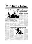 New Mexico Daily Lobo, Volume 083, No 83, 1/29/1980
