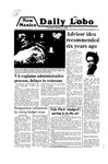 New Mexico Daily Lobo, Volume 083, No 85, 1/31/1980 by University of New Mexico