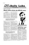 New Mexico Daily Lobo, Volume 083, No 88, 2/5/1980