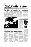 New Mexico Daily Lobo, Volume 083, No 91, 2/8/1980 by University of New Mexico