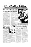New Mexico Daily Lobo, Volume 083, No 92, 2/11/1980 by University of New Mexico