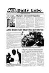 New Mexico Daily Lobo, Volume 083, No 93, 2/12/1980 by University of New Mexico