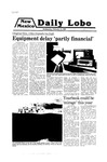 New Mexico Daily Lobo, Volume 083, No 94, 2/13/1980 by University of New Mexico