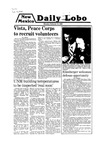 New Mexico Daily Lobo, Volume 083, No 97, 2/18/1980 by University of New Mexico